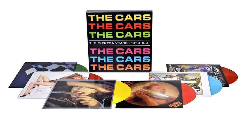 Cars, The - The Elektra Years 1978-1987 [6LP Box] (180 Gram Remastered Vinyl, Colored Vinyl, limited) - Urban Vinyl | Records, Headphones, and more.