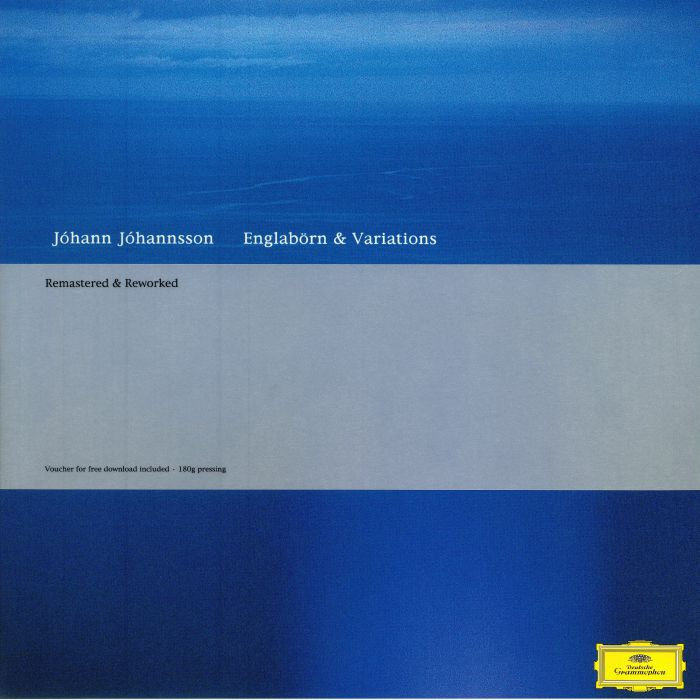 Johann Johannsson - Englaborn & Variations [2LP] - Urban Vinyl | Records, Headphones, and more.