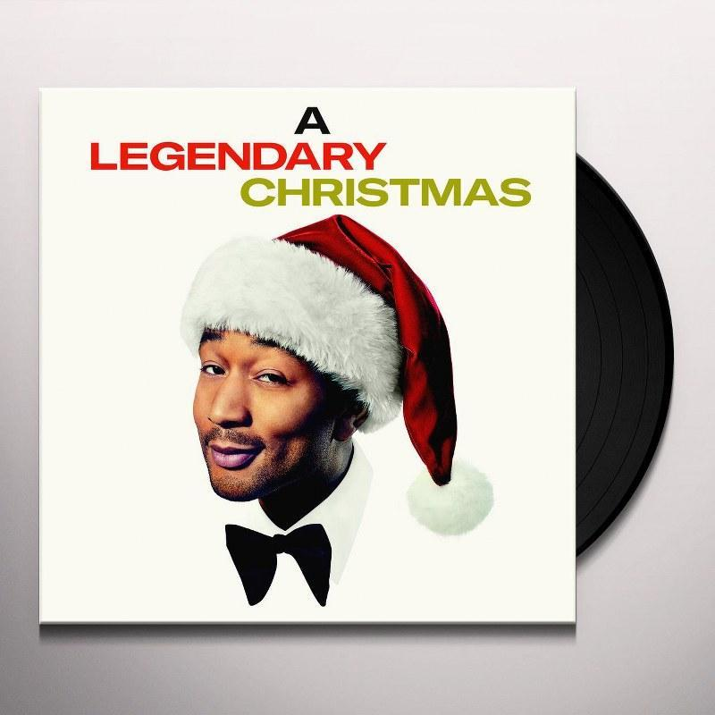 John Legend - A Legendary Christmas [2LP] (printed sleeves, gatefold, ) - Urban Vinyl | Records, Headphones, and more.