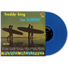 Freddy King - Freddy King Goes Surfin' [LP] (Blue Vinyl) - Urban Vinyl | Records, Headphones, and more.