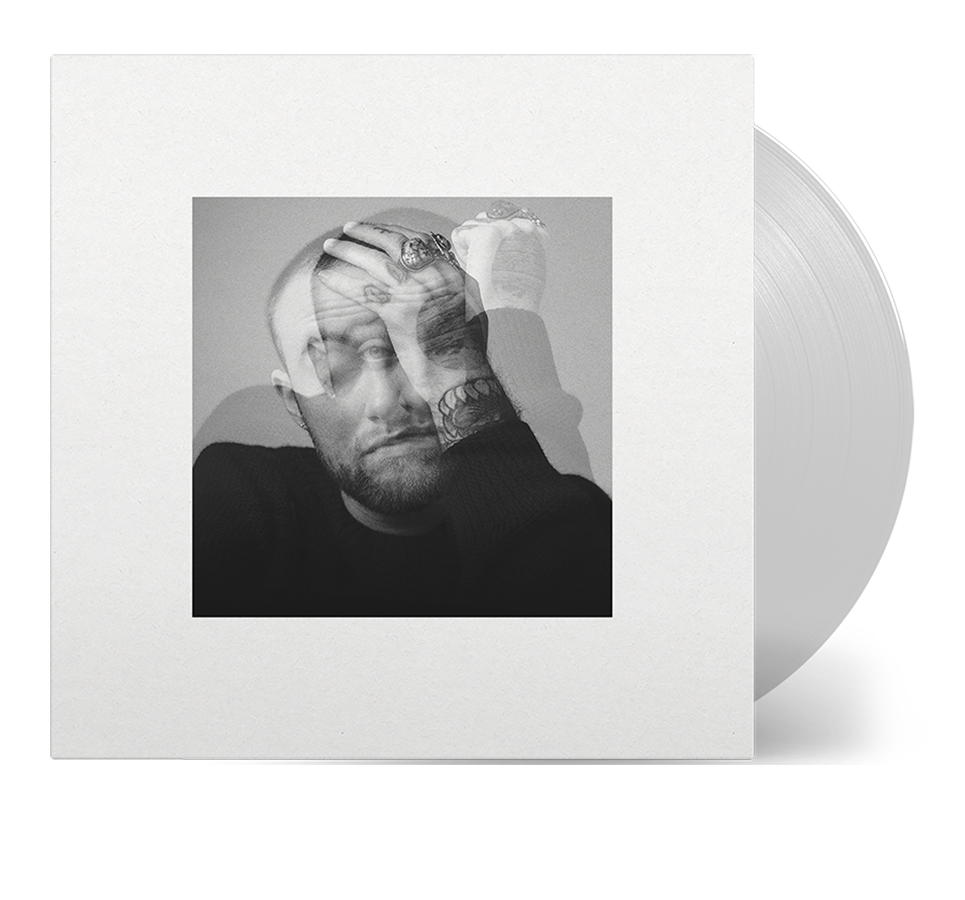 Mac Miller - CIRCLES DELUXE VINYL (Clear Vinyl, Poster) - Urban Vinyl | Records, Headphones, and more.