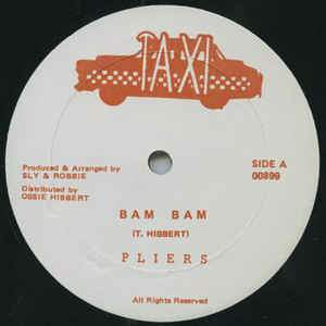 Pliers - Bam Bam [12''] - Urban Vinyl | Records, Headphones, and more.