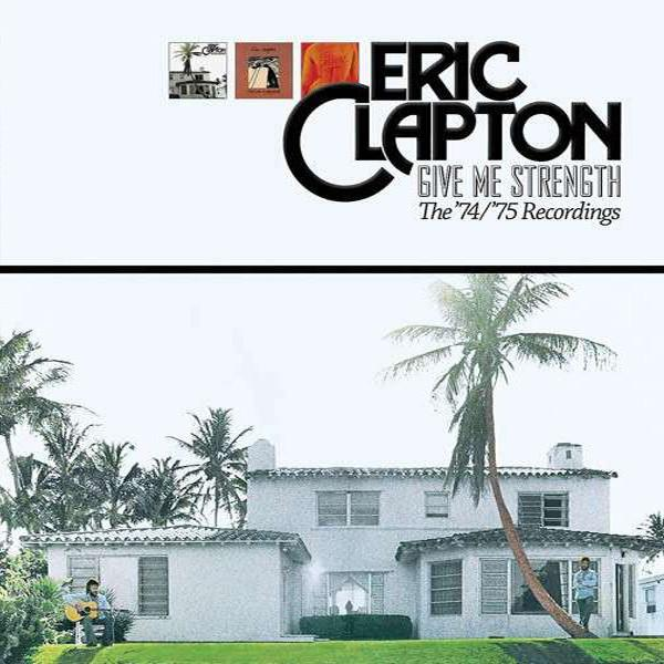 Eric Clapton - Give Me Strength: The '74/'75 Recordings [3LP Box] (180 Gram, remastered, limited) (Vinyl) - Urban Vinyl | Records, Headphones, and more.