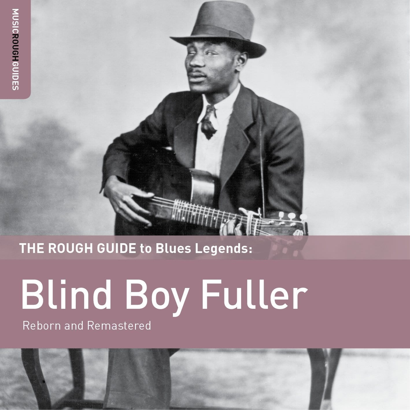 Blind Boy Fuller - Rough Guide To Blind Boy Fuller [LP] (Vinyl) - Urban Vinyl | Records, Headphones, and more.