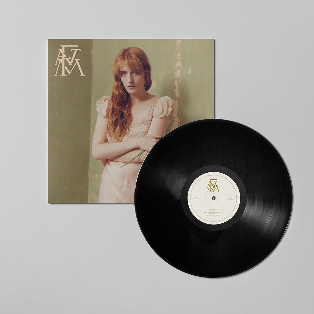 Florence + The Machine - High As Hope [LP] (Vinyl) - Urban Vinyl | Records, Headphones, and more.
