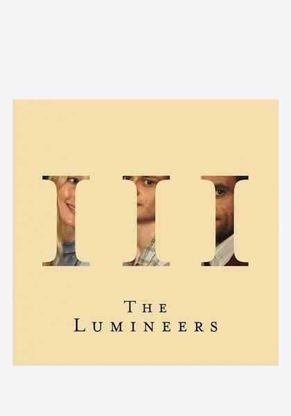 Lumineers, The - III [2LP] (Vinyl) - Urban Vinyl | Records, Headphones, and more.