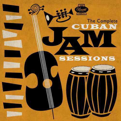 Various Artists - The Complete Cuban Jam Sessions [5LP Box] (180 Gram, housed in lift-top box, 28-page color book) (Vinyl) - Urban Vinyl | Records, Headphones, and more.