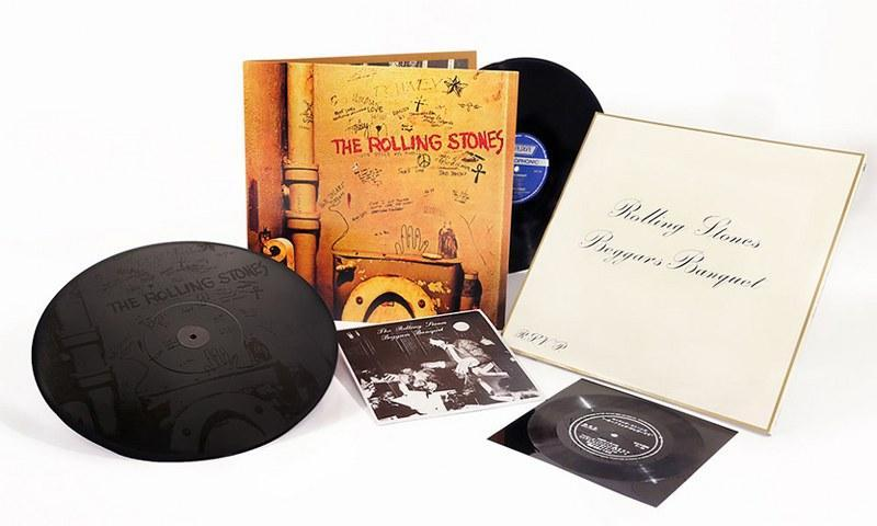 Rolling Stones, The - Beggars Banquet (50th Anniversary) [2LP+7''] (180 Gram, gatefold, , etched) (Vinyl)