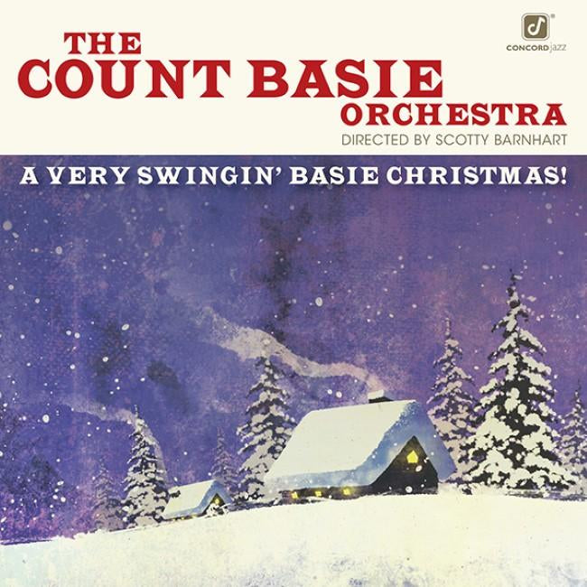 Scotty Barnhart/The Count Basie Orchestra - A Very Swingin' Basie Christmas! [LP] - Urban Vinyl | Records, Headphones, and more.