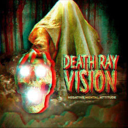 Death Ray Vision - Negative Mental Attitude [LP] (3-D Cover includes Glasses, Random 150 Red or 100 Gold Vinyl) - Urban Vinyl Records