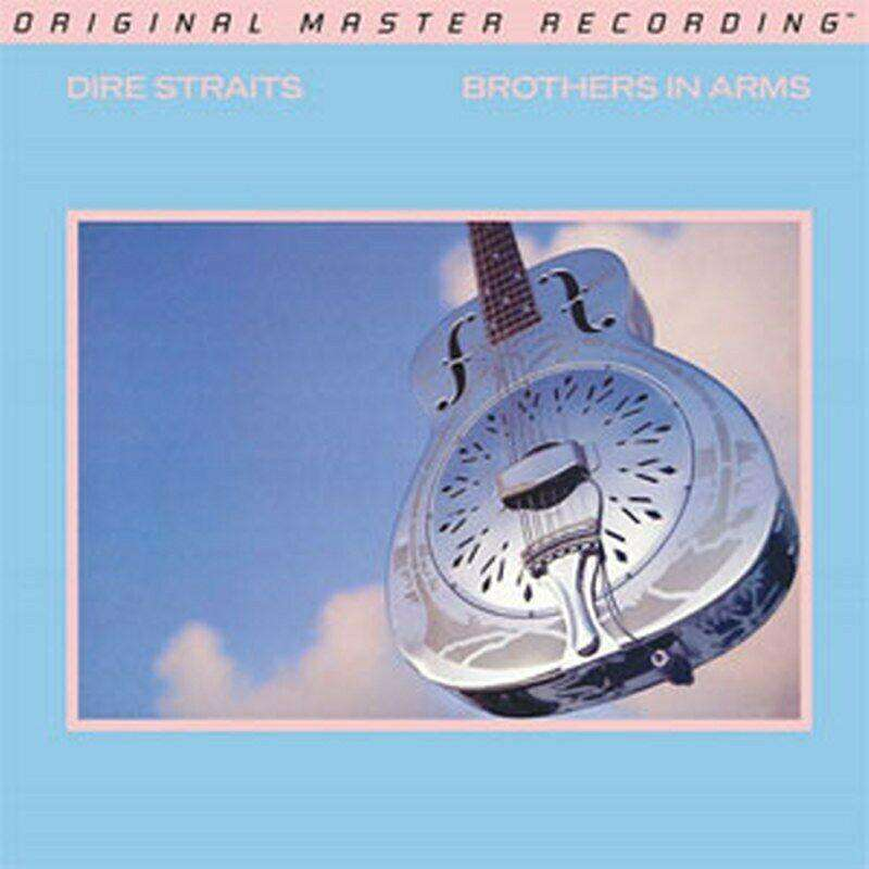 Dire Straits - Brothers In Arms [2LP] (180 Gram 45RPM Audiophile Vinyl, limited/numbered) - Urban Vinyl | Records, Headphones, and more.