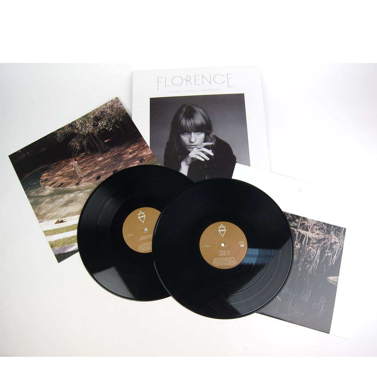 Florence And The Machine - How Big, How Blue, How Beautiful [2LP] (Vinyl) - Urban Vinyl | Records, Headphones, and more.