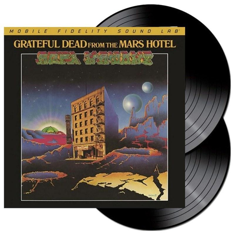 Grateful Dead - From The Mars Hotel [2LP] (180 Gram 45RPM Audiophile Vinyl, limited/numbered to 4000) - Urban Vinyl | Records, Headphones, and more.