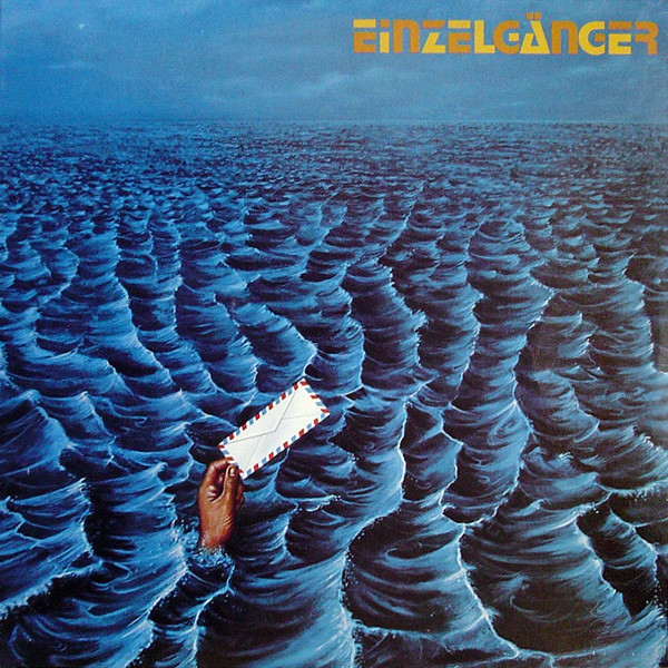 Giorgio Moroder - Einzelganger [LP] (rare 1975 debut, white-label, very limited, import) - Urban Vinyl | Records, Headphones, and more.