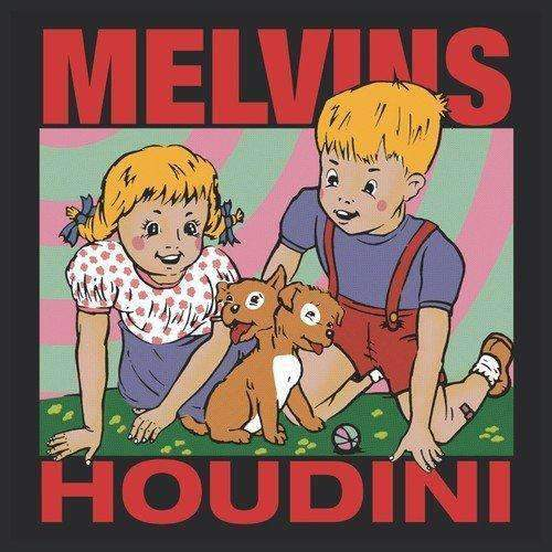 Melvins - Houdini [LP] (180 Gram Black Vinyl, bonus track, analog tape masters, 6 tracks produced by Kurt Cobain, gatefold) - Urban Vinyl Records