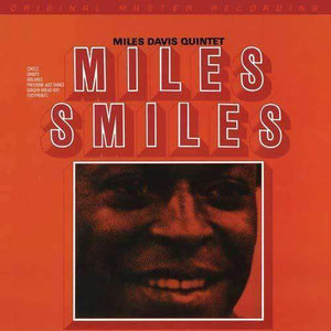 Miles Davis Quintet - Miles Smiles [2LP] (180 Gram 45RPM Audiophile Vinyl, limited/numbered to 4000) [NO EXPORT TO JAPAN] - Urban Vinyl Records