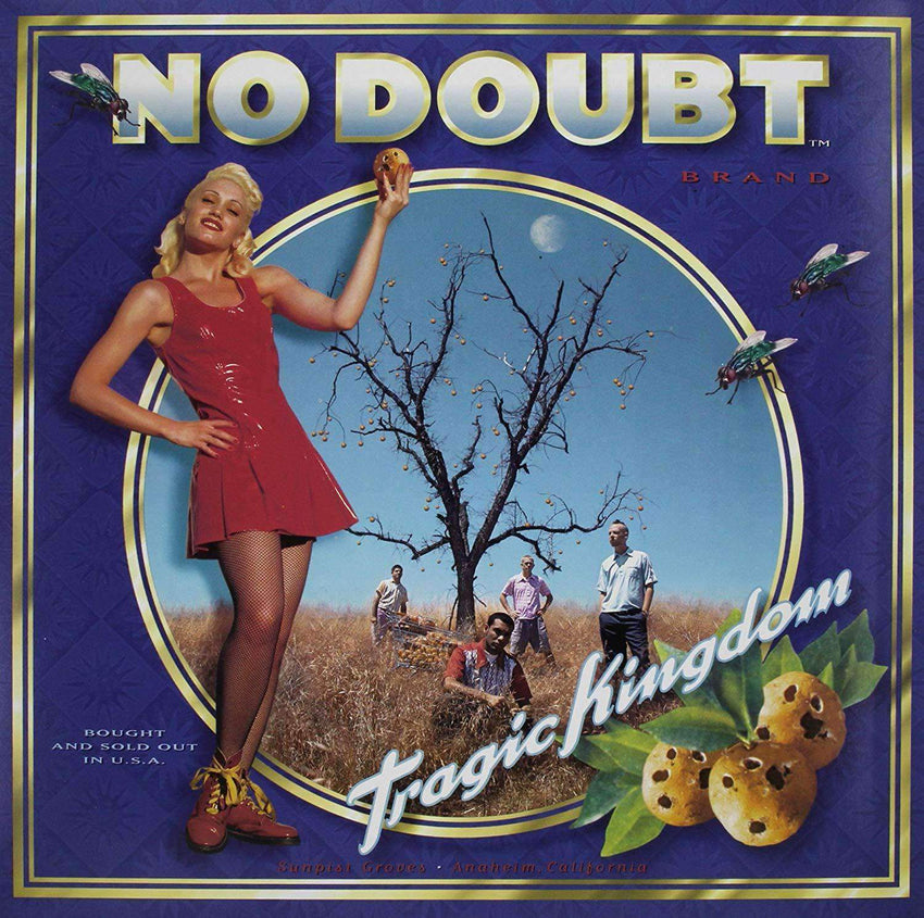 No Doubt - Tragic Kingdom [LP] (Random Colored Vinyl, limited) - Urban Vinyl Records