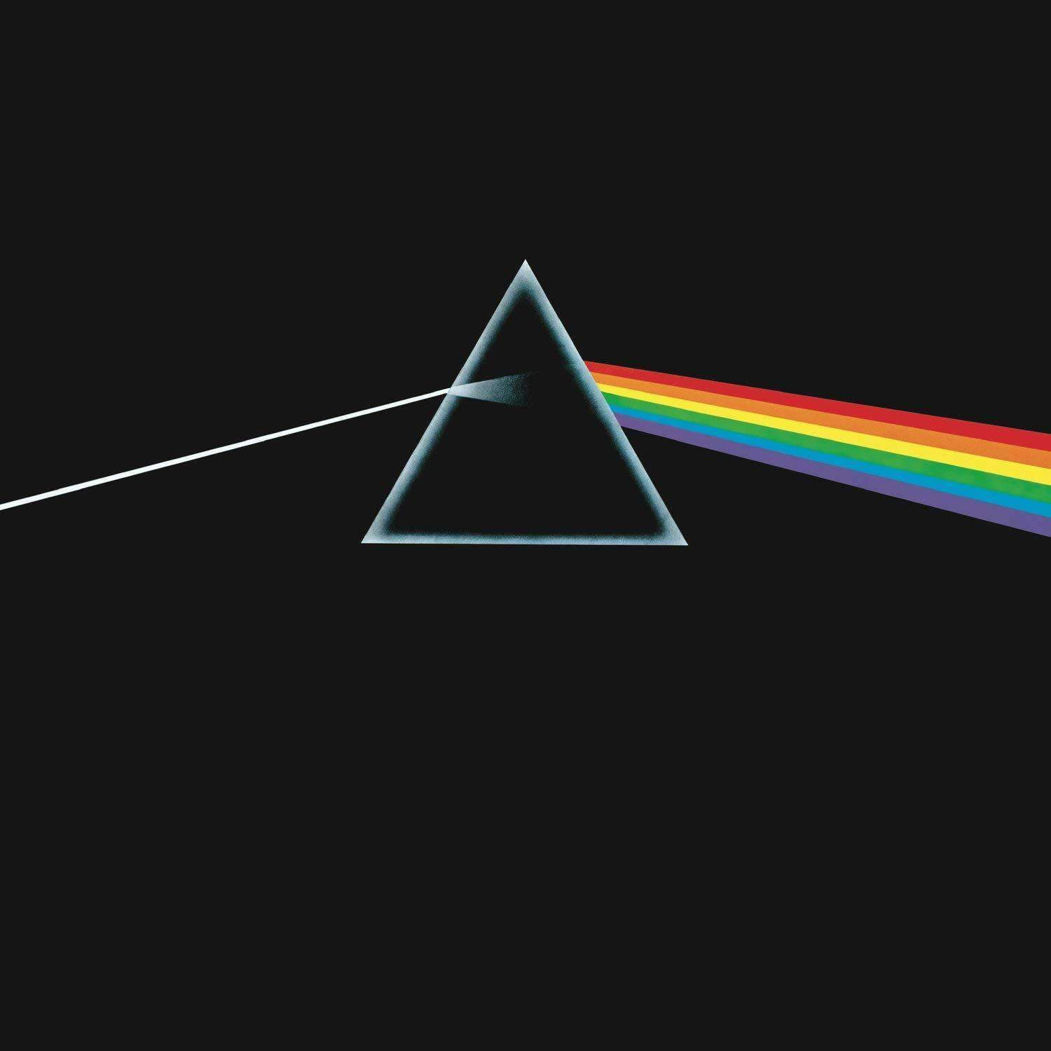 Pink Floyd - The Dark Side Of The Moon [LP] (180 Gram, 2016 version, stereo remastered)