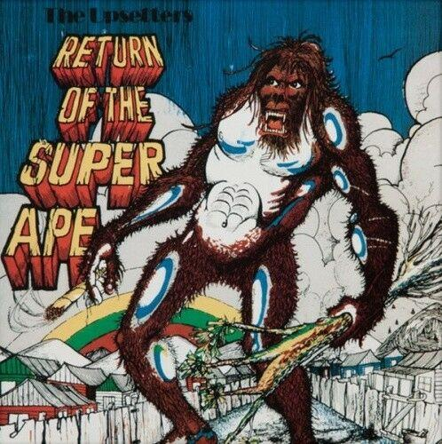 Lee Perry & The Upsetters - Return Of The Super Ape [LP] - Urban Vinyl | Records, Headphones, and more.