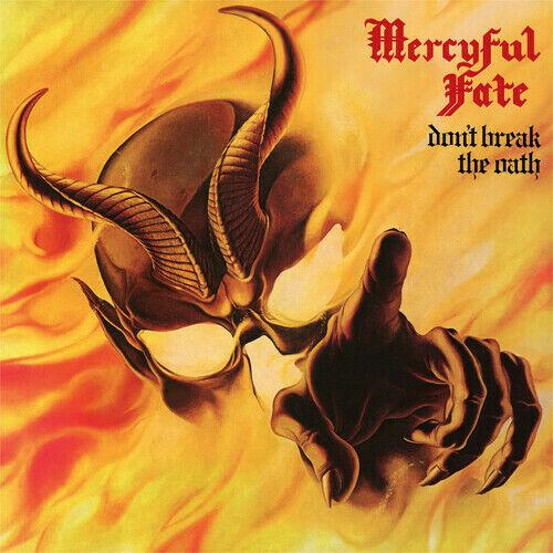 Mercyful Fate - Don't Break The Oath [LP] (Red/Yellow Colored Vinyl, reissue, , limited) - Urban Vinyl | Records, Headphones, and more.