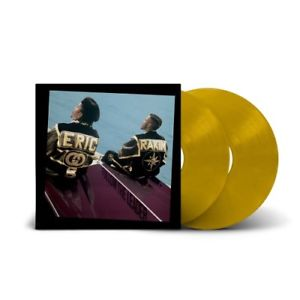 Eric B. & Rakim - Follow The Leader [2LP] (Gold Colored Vinyl, limited) - Urban Vinyl | Records, Headphones, and more.