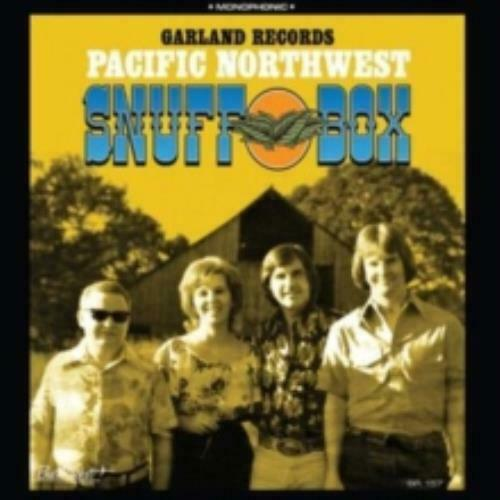 Garland Records - Pacific Northwest Snuff Box [LP] (Colored Vinyl)