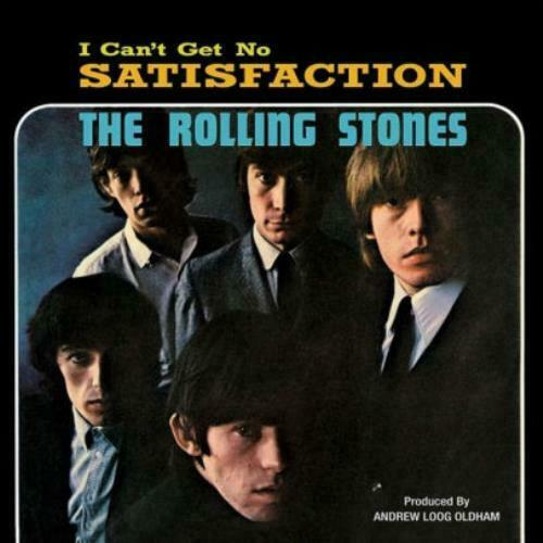 Rolling Stones, The - (I Can't Get No) Satisfaction [12''] (Emerald Colored 180 Gram Vinyl, 55th Anniversary Edition)