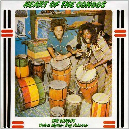 Congos, The - Heart Of The Congos [LP] - Urban Vinyl | Records, Headphones, and more.
