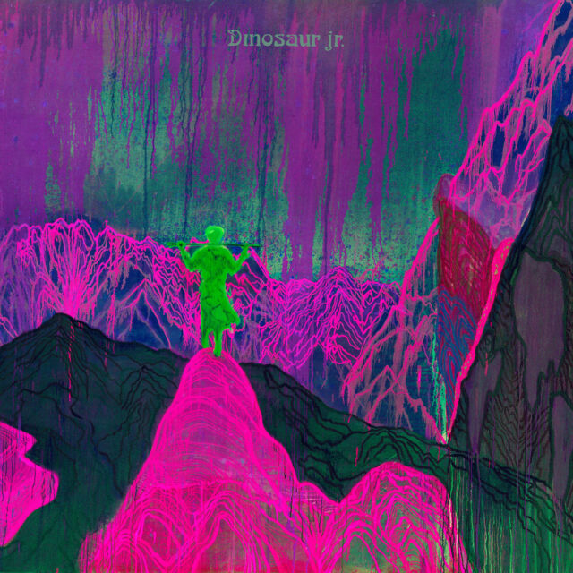 Dinosaur Jr. - Give A Glimpse Of What Yer Not [LP] (Transparent Purple Colored Vinyl) - Urban Vinyl | Records, Headphones, and more.