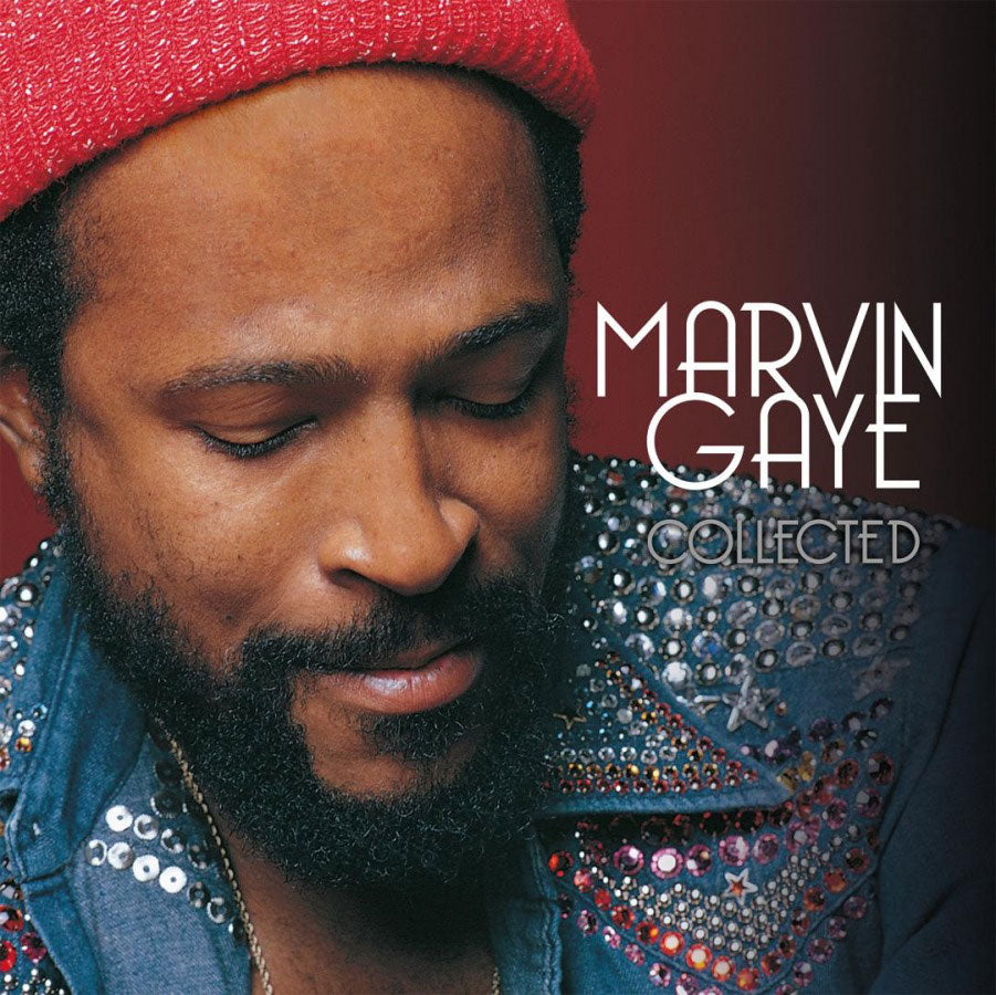 Marvin Gaye - Collected [2LP] (180 Gram Black Audiophile Vinyl, new MOV-curated compilation, insert, gatefold, import) - Urban Vinyl | Records, Headphones, and more.
