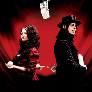 The White Stripes - Get Behind Me Satan [2LP] (180 Gram Black Vinyl, download, gatefold, no exports outside N. America) - Urban Vinyl Records