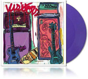 Tia Carrera - Visitors / Early Purple [LP] (Solid Purple 180 Gram Vinyl, limited to 500) - Urban Vinyl Records
