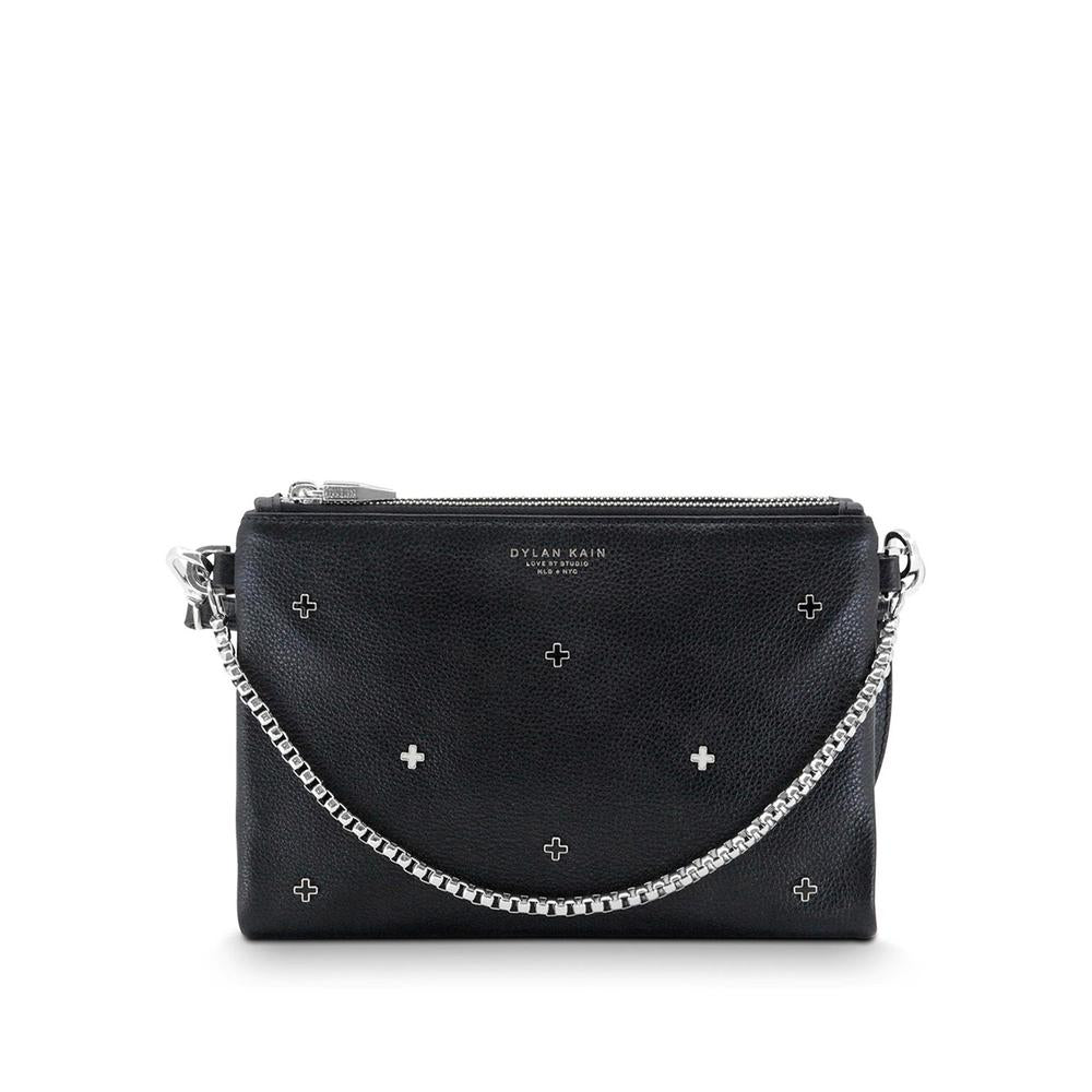 The Bella Stars Bag Silver