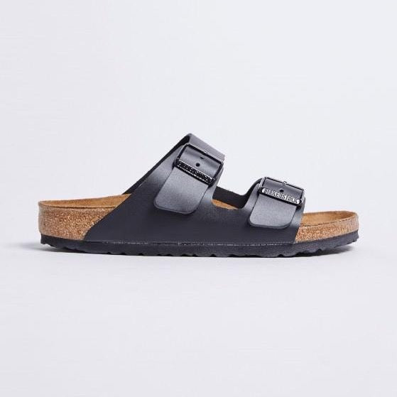 Arizona BF Regular Sandal in Black by Birkenstock