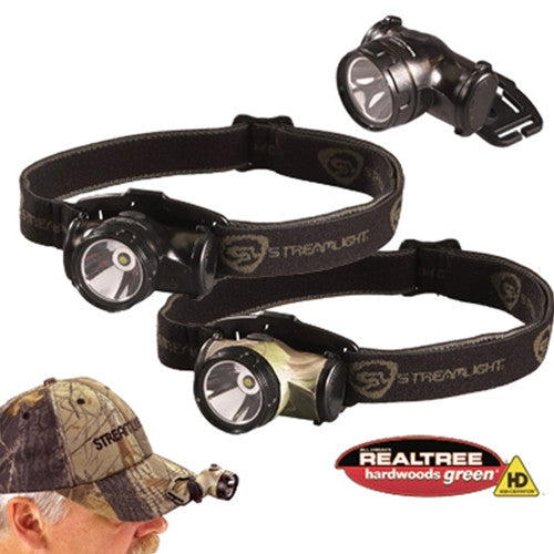 Enduro HeadLamp Realtree Hardwoods Camo