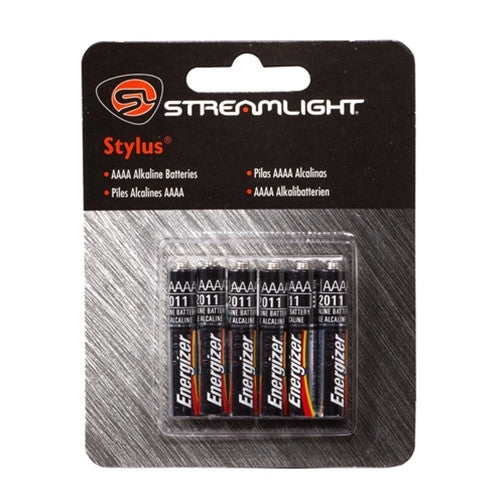 Aaaa Batteries - 6 pack