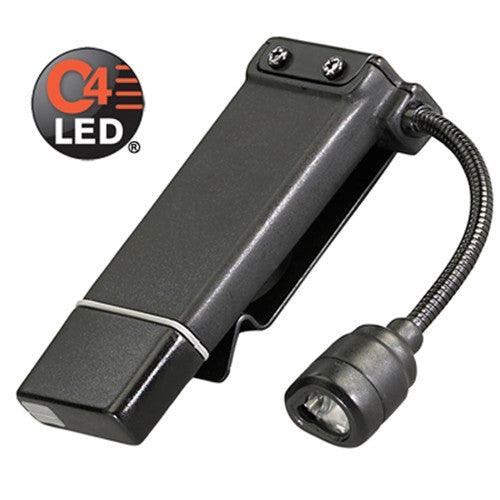 ClipMate USB Rechargeable Clip-On Light Clipmate USB with 120V AC