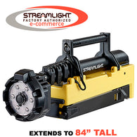 NEW! RECHARGEABLE LED PORTABLE SCENE LIGHT EXT sku 45860 (ships in Aug.)