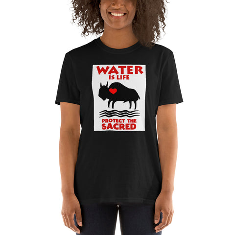 Water Is Life: Protect The Sacred T-Shirt