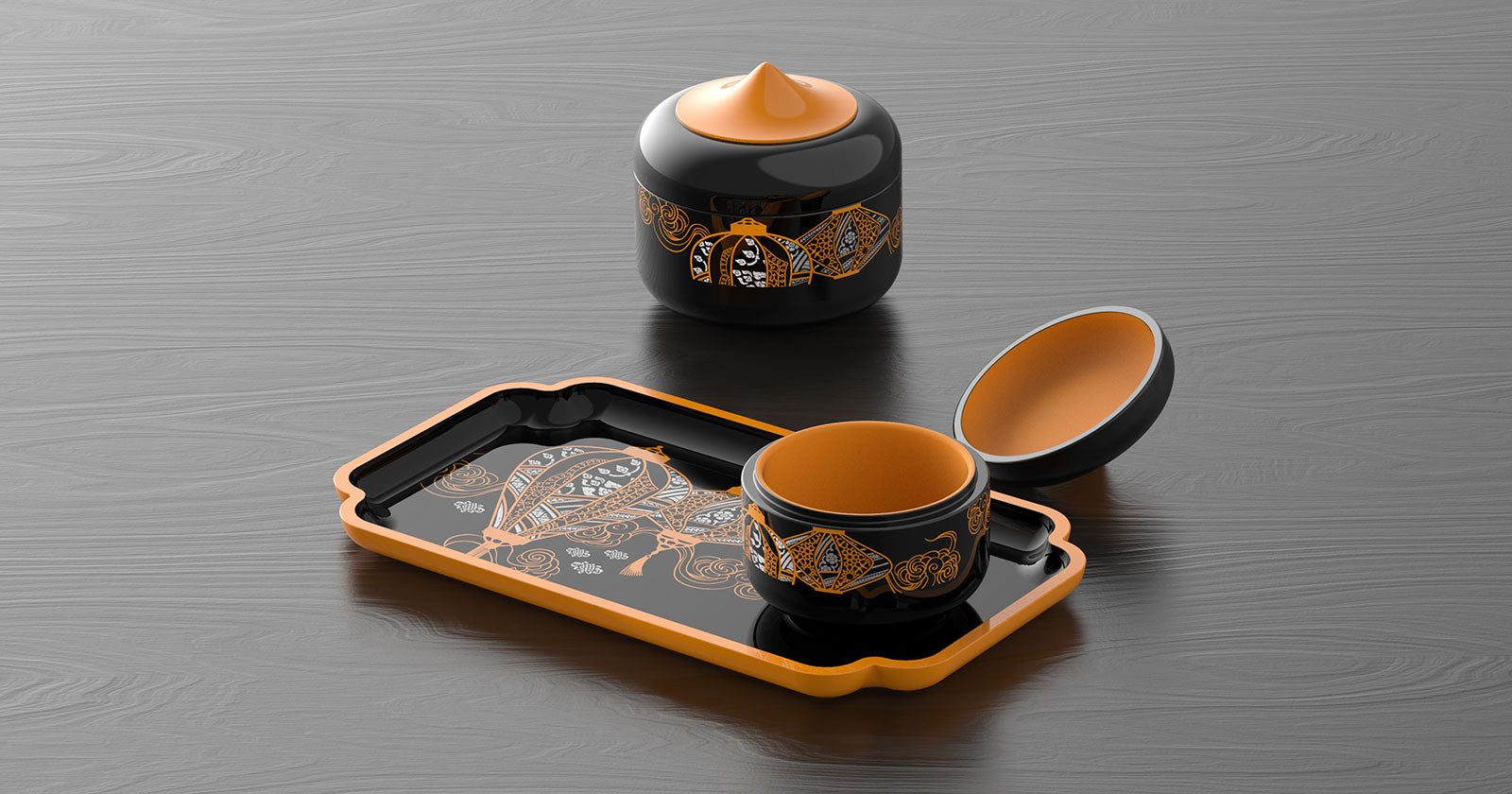 The Art and Beauty of Vietnamese Lacquerware
