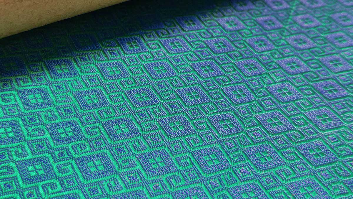 Andaman Green Fabric