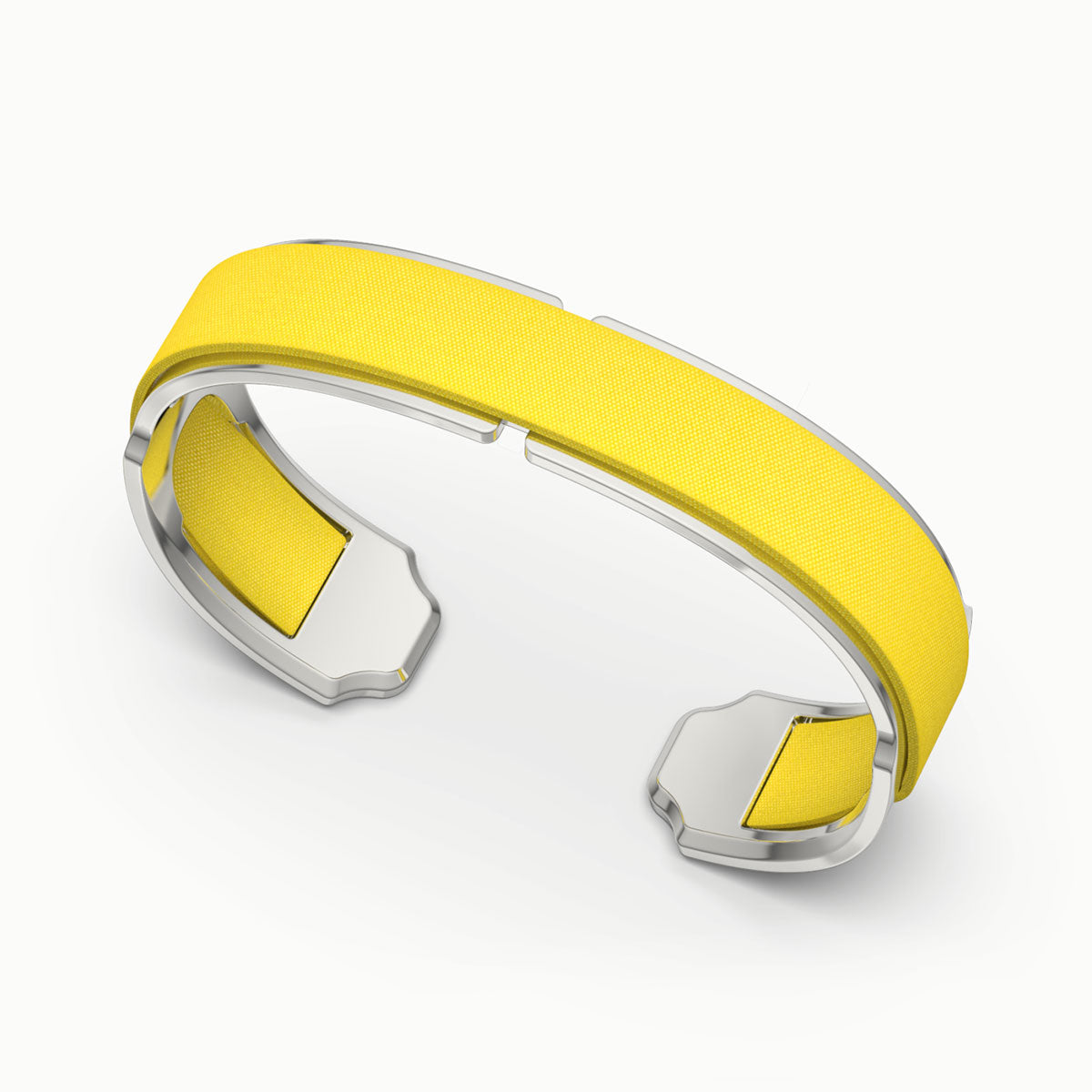 Bare Silk Cuff - Pineapple Yellow