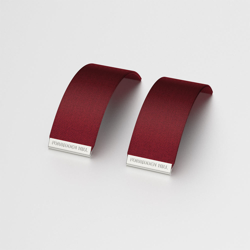 Silk Slides - Mangosteen Red