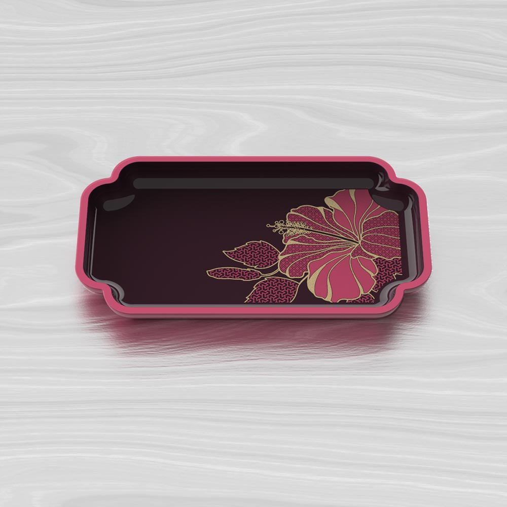 Tropical Queen Vanity Tray