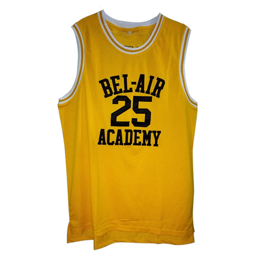 1d82e23a46c Bel Air Acacdemy Carlton Banks Fresh Prince Basketball Jersey - MOLPE