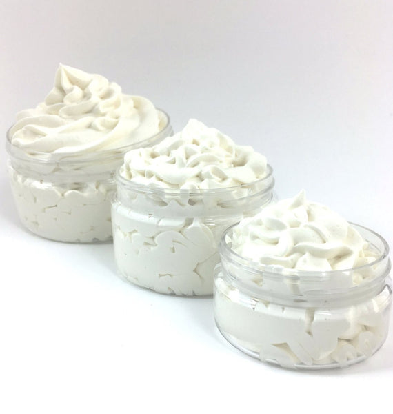 Strength Whipped Body Butter