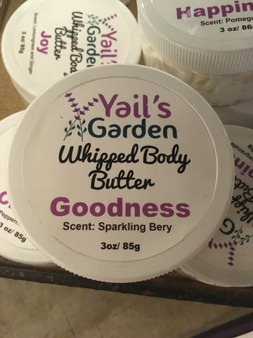 Goodness Whipped BodyButter