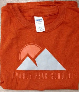 Orange Youth T Shirt