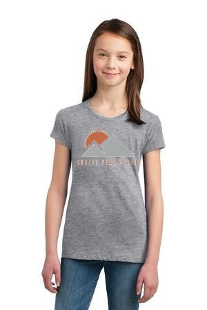 Girls Grey T-Shirt