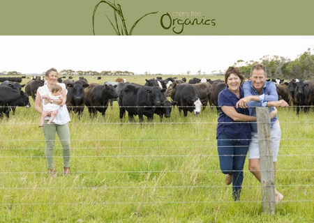Meet the Farmers of Cherry Tree Organics Beef